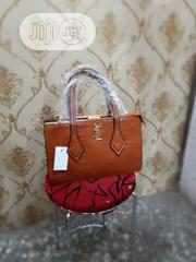 New Female Brown YSL Leather Handbag | Bags for sale in Lagos State, Amuwo-Odofin
