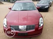 Nissan Maxima 2005 SE Red   Cars for sale in Lagos State, Alimosho