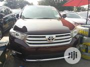 Toyota Highlander 2012 Limited Brown | Cars for sale in Lagos State, Amuwo-Odofin