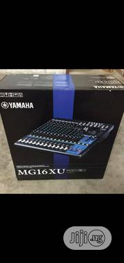 16 Channels Yamaha Mixer | Audio & Music Equipment for sale in Lagos State, Ojo