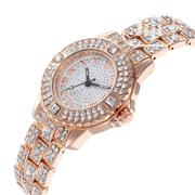 Fashion Steel Belt With Diamonds | Watches for sale in Lagos State, Ikorodu