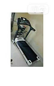 American Fitness 3HP Treadmill With, Speakers, Mp3, Incline. | Sports Equipment for sale in Abuja (FCT) State, Central Business District