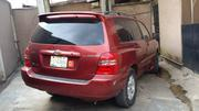 Toyota Highlander 2002 | Cars for sale in Lagos State, Ikeja