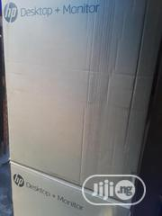 New Desktop Computer HP 4GB Intel Pentium HDD 500GB | Laptops & Computers for sale in Lagos State, Victoria Island