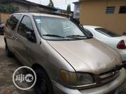 Toyota Sienna 2000 Silver | Cars for sale in Lagos State, Mushin