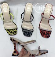 Classic Female Half Heel Sandal Shoe | Shoes for sale in Lagos State, Amuwo-Odofin