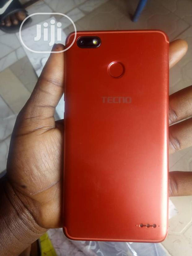 Archive: Tecno Spark K7 16 GB Red