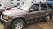 Nissan Pathfinder 2002 LE AWD SUV (3.5L 6cyl 4A) Gray | Cars for sale in Lagos State, Lagos Mainland