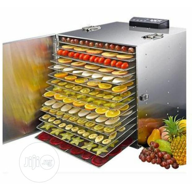 Commercial Food Dehydrator - 15 Tray