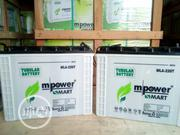 Mpower 220ah Tubular Battery. | Solar Energy for sale in Lagos State, Lekki Phase 1
