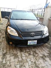 Toyota Matrix 2006 Black | Cars for sale in Abuja (FCT) State, Kubwa
