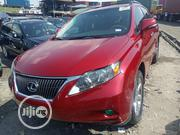 Lexus RX 350 2011 Red   Cars for sale in Lagos State, Apapa