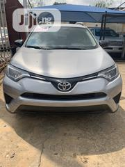 Toyota RAV4 2017 LE FWD (2.5L 4cyl 6A) Gray | Cars for sale in Lagos State, Ikeja