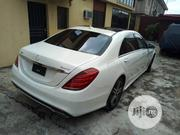 Mercedes-Benz S Class 2015 White | Cars for sale in Lagos State, Amuwo-Odofin