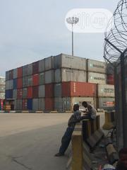 Brand New 40ft Import Standard Container | Manufacturing Equipment for sale in Rivers State, Eleme