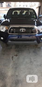 Toyota Tacoma 2012 Double Cab V6 Automatic Blue | Cars for sale in Lagos State, Surulere