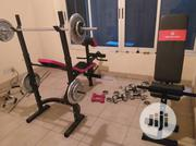 This Is Home Use Second Hand Gym Set | Sports Equipment for sale in Lagos State, Surulere