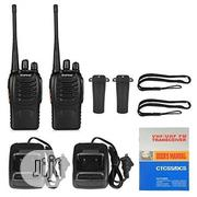 Baofeng Walkie Talkie Two Way Radio BF-888S | Audio & Music Equipment for sale in Lagos State, Ikeja