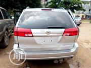 Toyota Sienna 2005 Silver | Cars for sale in Lagos State, Isolo