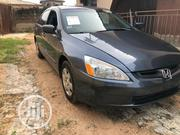 Honda Accord Sedan LX Automatic 2005 Gray | Cars for sale in Lagos State, Ikeja