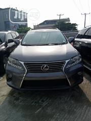 Lexus RX 2014 350 FWD Gray | Cars for sale in Lagos State, Victoria Island