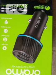 Oraimo Dual Usb Car Charger | Accessories for Mobile Phones & Tablets for sale in Lagos State, Alimosho