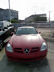 Mercedes-Benz SLK Class 2007 Red | Cars for sale in Lagos State, Maryland