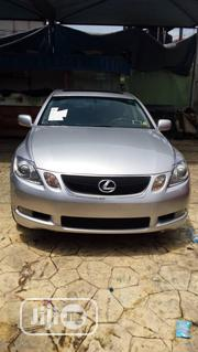 Lexus GS 2007 350 Silver | Cars for sale in Lagos State, Ikeja