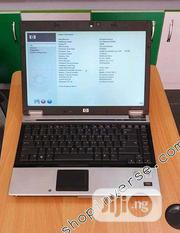 Laptop HP EliteBook 8530P 4GB Intel Core 2 Duo HDD 160GB | Laptops & Computers for sale in Lagos State, Oshodi-Isolo
