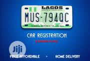 Car License Plate Registration | Automotive Services for sale in Lagos State, Ikeja