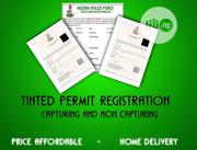 Car Tinted Permit Registration | Automotive Services for sale in Lagos State, Ikeja