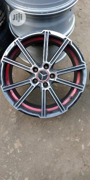 18 Rim AMG Mercedes Benz Rim | Vehicle Parts & Accessories for sale in Lagos State, Yaba