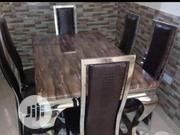 This Is High Quality Brand New Dining Table Six Seaters | Furniture for sale in Lagos State, Ikotun/Igando