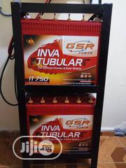 GSR TUBULAR 230ahms Battery | Electrical Equipments for sale in Lagos State, Ikeja