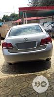 Lexus GS 2007 350 Silver | Cars for sale in Ikeja, Lagos State, Nigeria