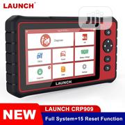 LAUNCH X431 CRP909 OBD2 Automotive Scanner Full System Diagnostic Tool | Vehicle Parts & Accessories for sale in Lagos State, Egbe Idimu