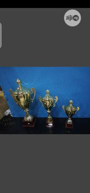 Set Of 3set Of Trophy | Arts & Crafts for sale in Lagos State, Surulere
