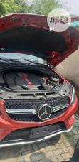 Mercedes-Benz GLE-Class 2018 Red | Cars for sale in Ikoyi, Lagos State, Nigeria