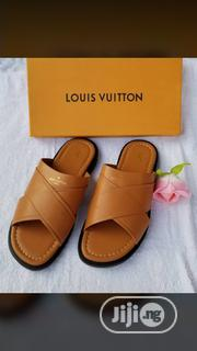 Louis Vuitton Slippers | Shoes for sale in Lagos State, Surulere