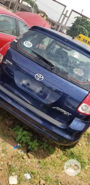 Toyota Matrix 2004 Blue   Cars for sale in Lagos State, Ipaja
