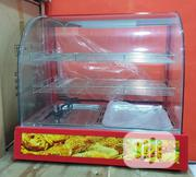 Red Food Snacks Warmer 2-plate | Restaurant & Catering Equipment for sale in Lagos State, Ojo