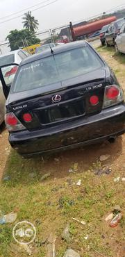Lexus IS Automatic 2004 Black | Cars for sale in Lagos State, Ipaja