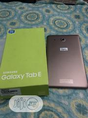 New Samsung Galaxy Tab E 9.6 8 GB | Tablets for sale in Kwara State, Ilorin West