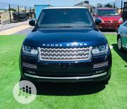 Land Rover Range Rover Vogue 2015 Black | Cars for sale in Rivers State, Port-Harcourt