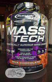 Muscletech Mass Gainer Supplement 7lbs(3.18kg) - Chocolate | Vitamins & Supplements for sale in Lagos State, Surulere