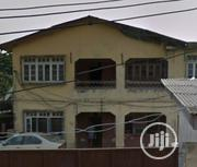 One Storey Building On  One & Half Plot Of Land For Sale At Masha. | Commercial Property For Sale for sale in Lagos State, Surulere