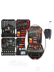 Professional Tools Electrical & Mechanical Tools Box Trolley-186pcs | Hand Tools for sale in Lagos State, Lagos Island