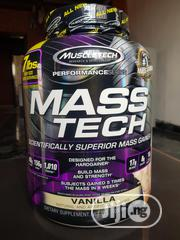 Muscletech Mass Gainer Supplement 7lbs(3.18kg) - Vanilla | Vitamins & Supplements for sale in Lagos State, Surulere