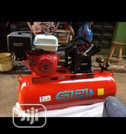 100 Liters Tank Air Compressor 5.5hp | Electrical Equipments for sale in Lagos State, Ojo