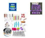 Cake Decorating Kits 148pcs(FREE SHIPPING) | Restaurant & Catering Equipment for sale in Oyo State, Akinyele